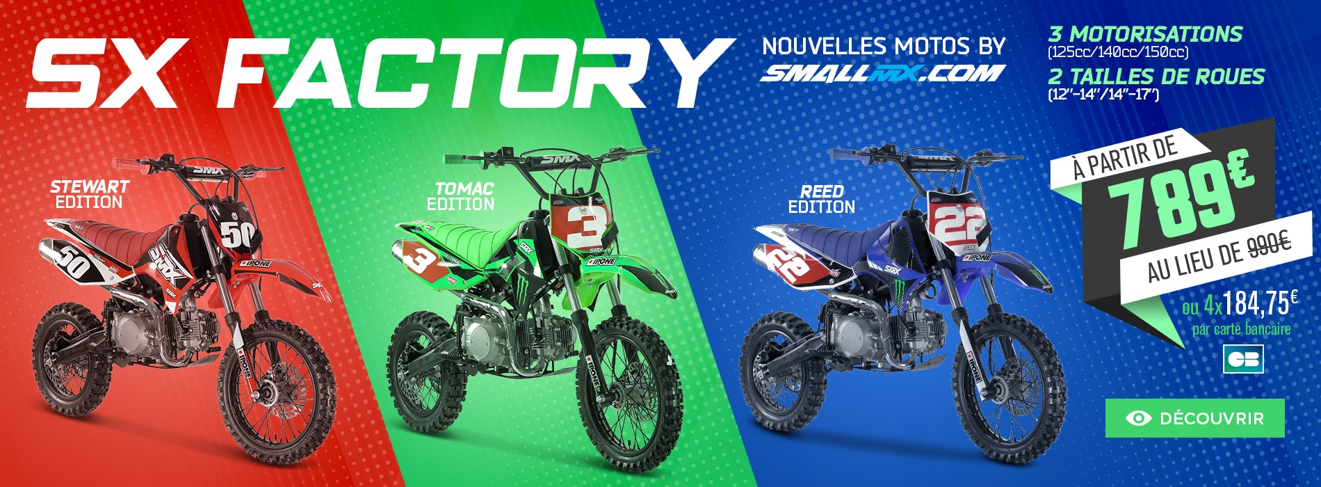 Small MX - SX Factory