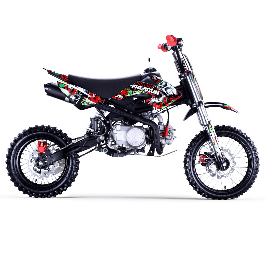 kit deco freegun evil crf50 smallmx dirt bike pit bike. Black Bedroom Furniture Sets. Home Design Ideas