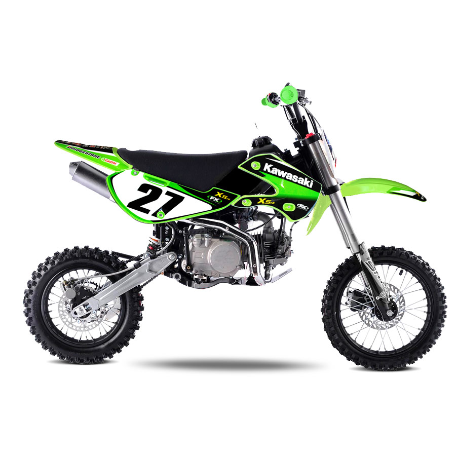 kit deco kawasaki klx110 smallmx dirt bike pit bike. Black Bedroom Furniture Sets. Home Design Ideas