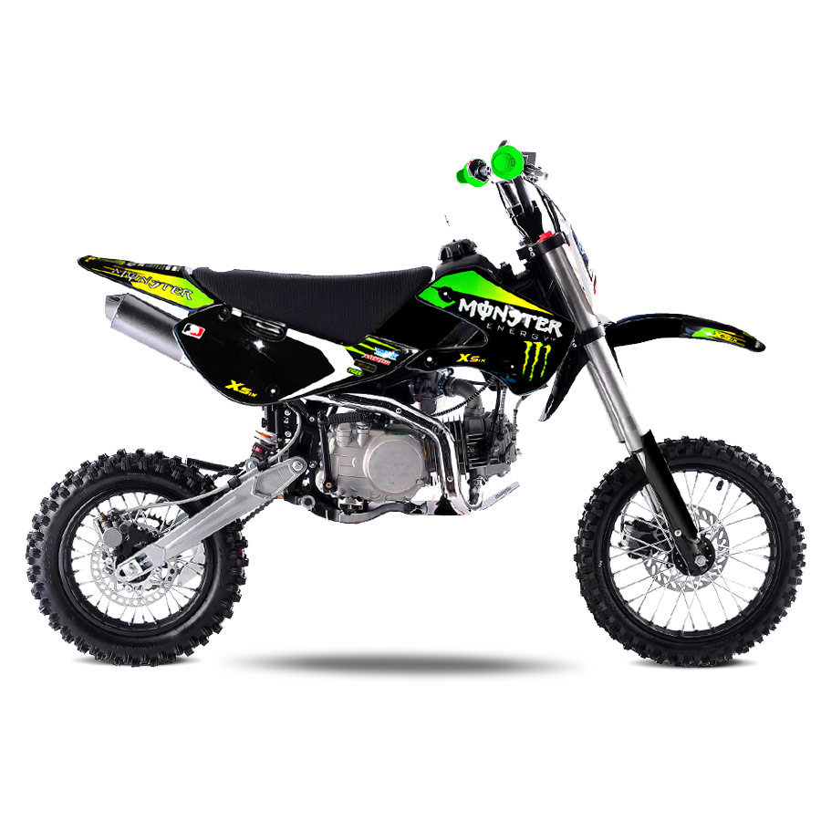 kit deco monster energy klx110 smallmx dirt bike pit. Black Bedroom Furniture Sets. Home Design Ideas