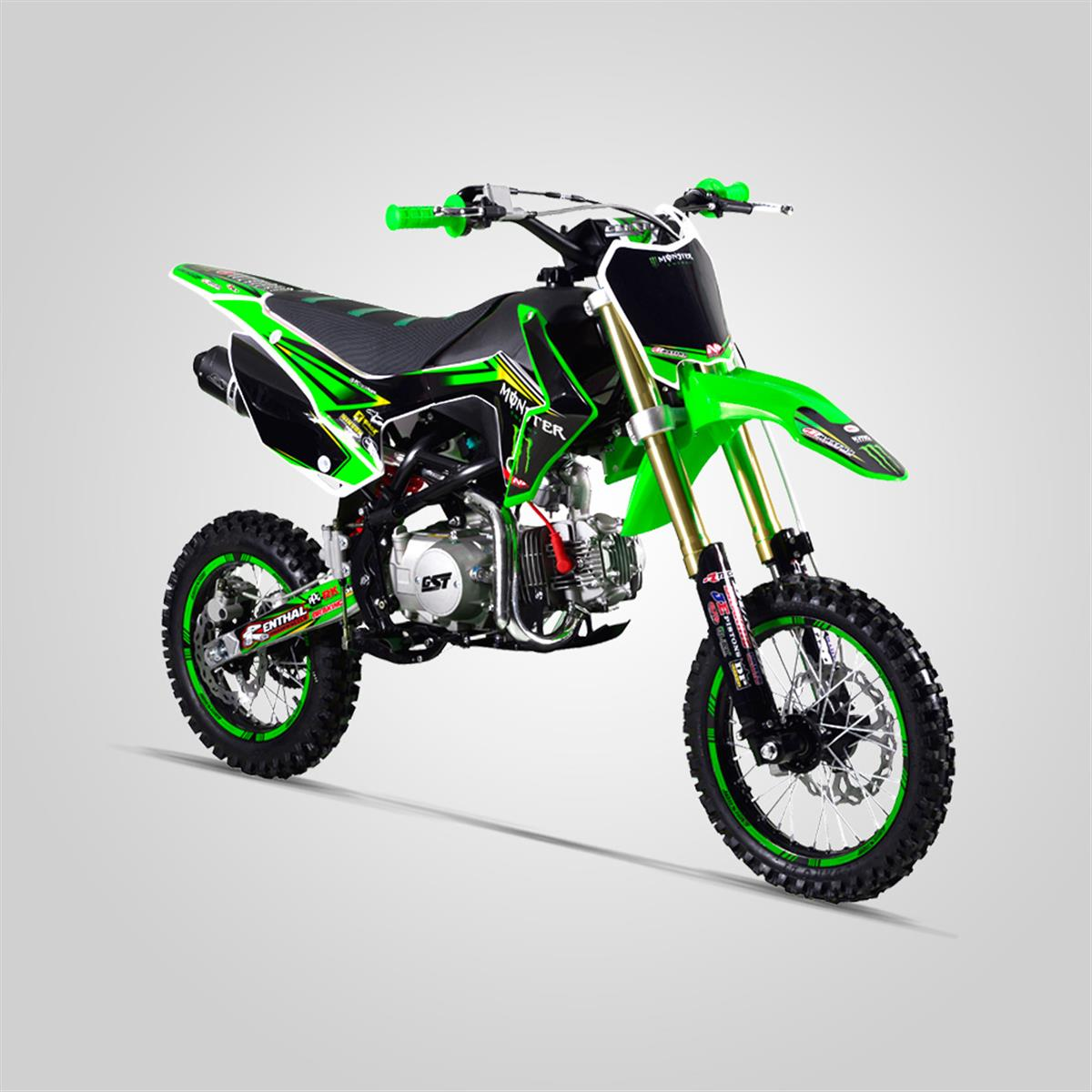 dirt bike 125cc gunshot 12 14 smallmx dirt bike pit bike quads minimoto. Black Bedroom Furniture Sets. Home Design Ideas