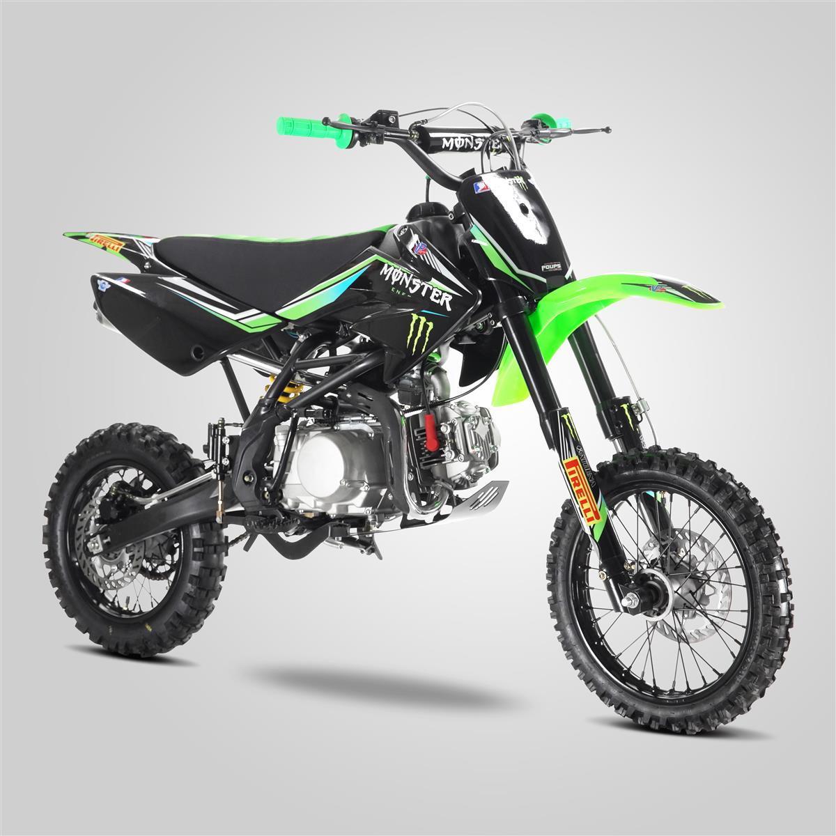 avis dirt bike apollo 125cc