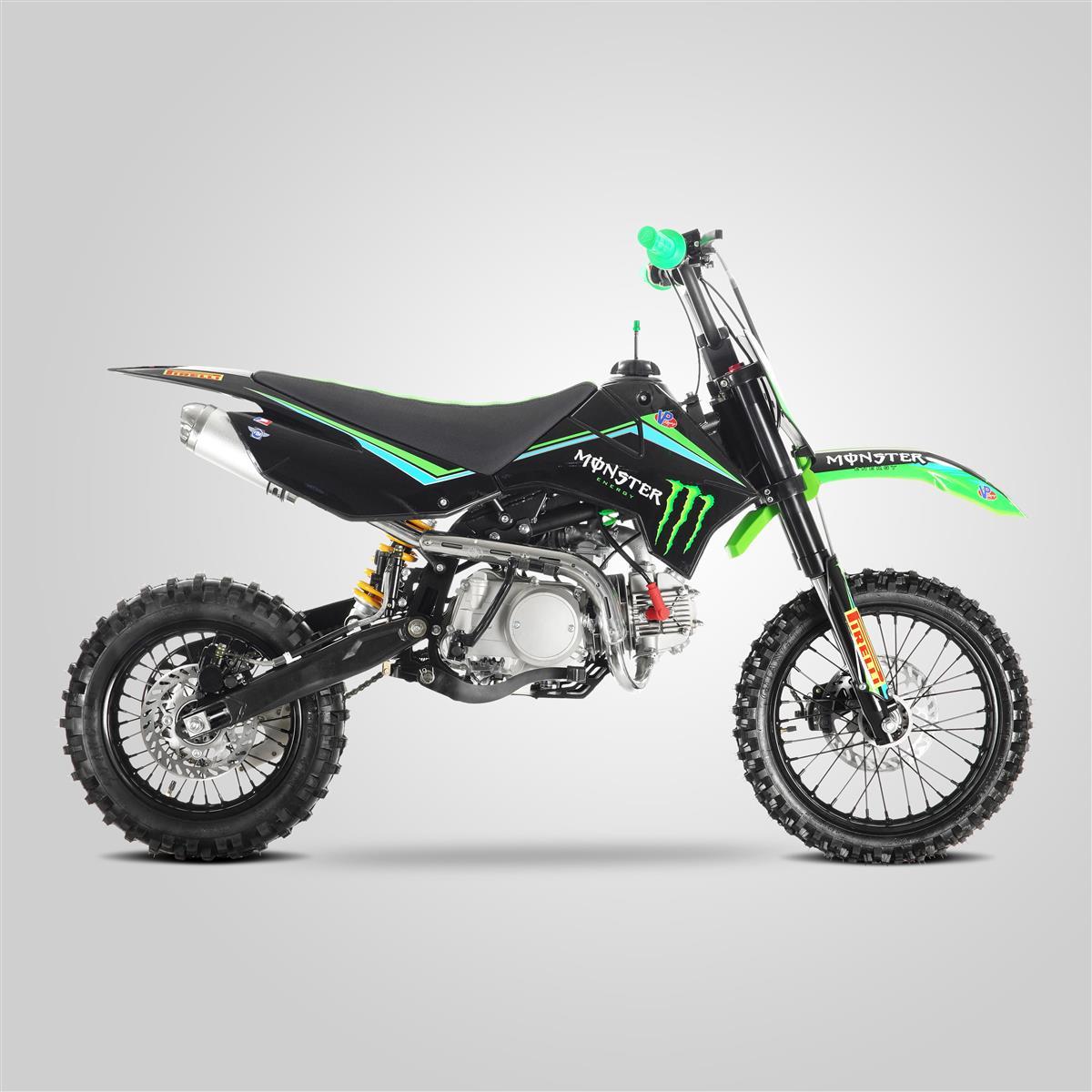 dirt bike 125 monster pas cher. Black Bedroom Furniture Sets. Home Design Ideas