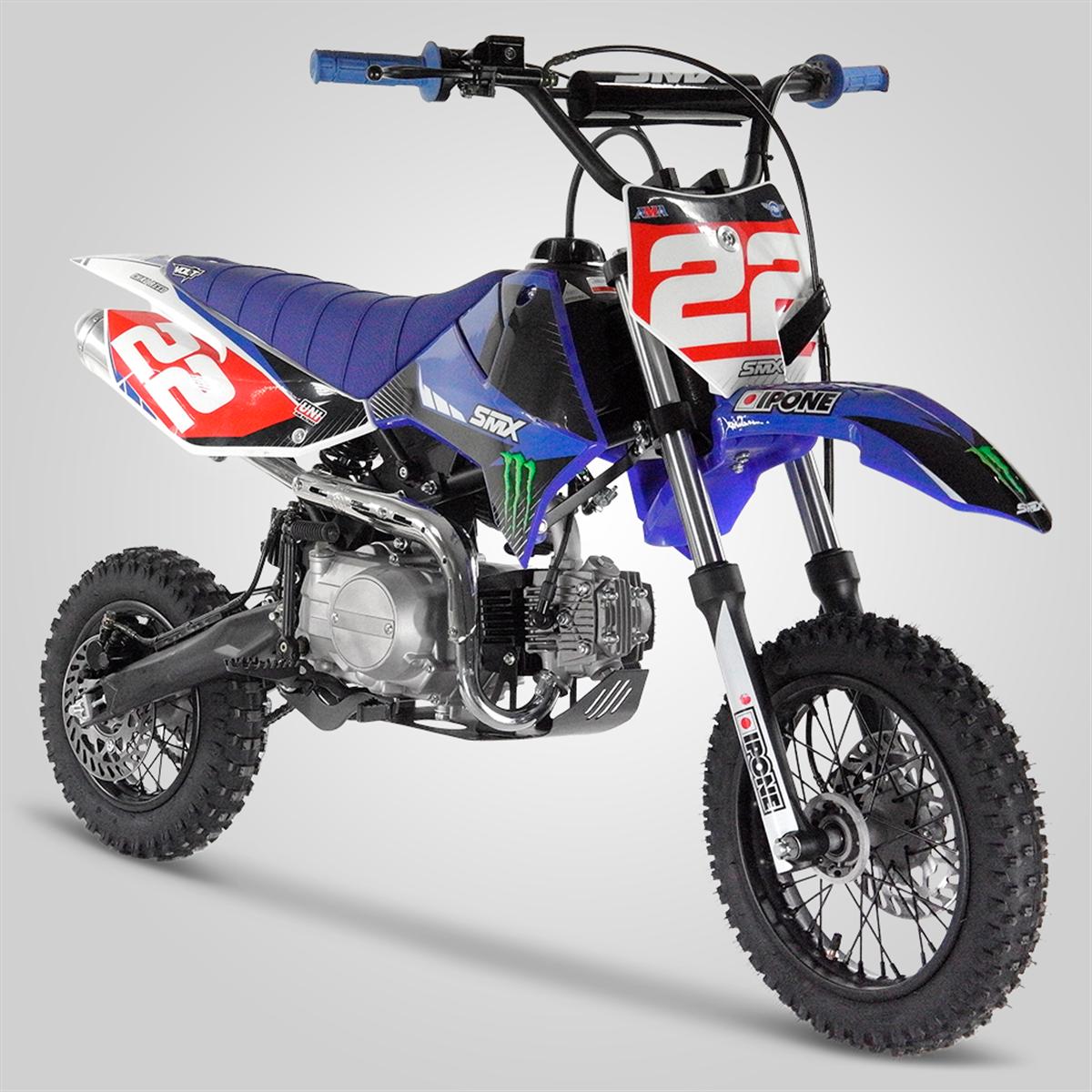Dirt Bike LX Factory 110cc Pit Bike 12/14 Monster Energy