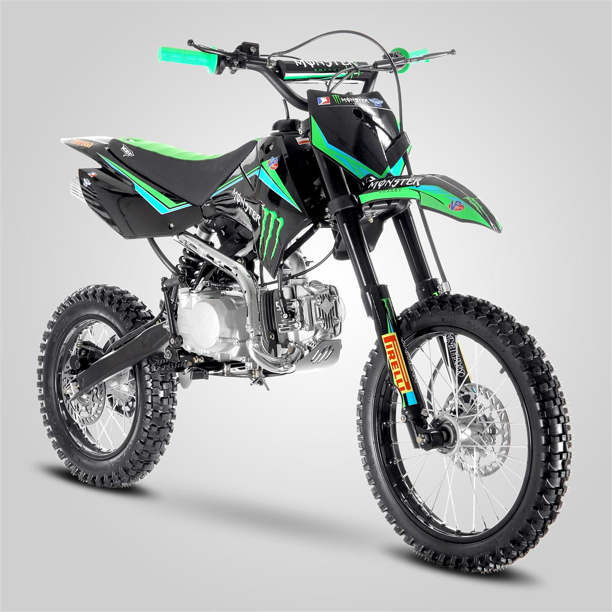 dirt bike pit bike sx 125cc 14 17 monster small mx. Black Bedroom Furniture Sets. Home Design Ideas