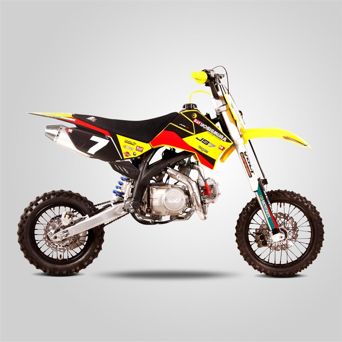 minicross apollo rfz open 125 james stewart 7 smallmx dirt bike pit bike quads minimoto. Black Bedroom Furniture Sets. Home Design Ideas