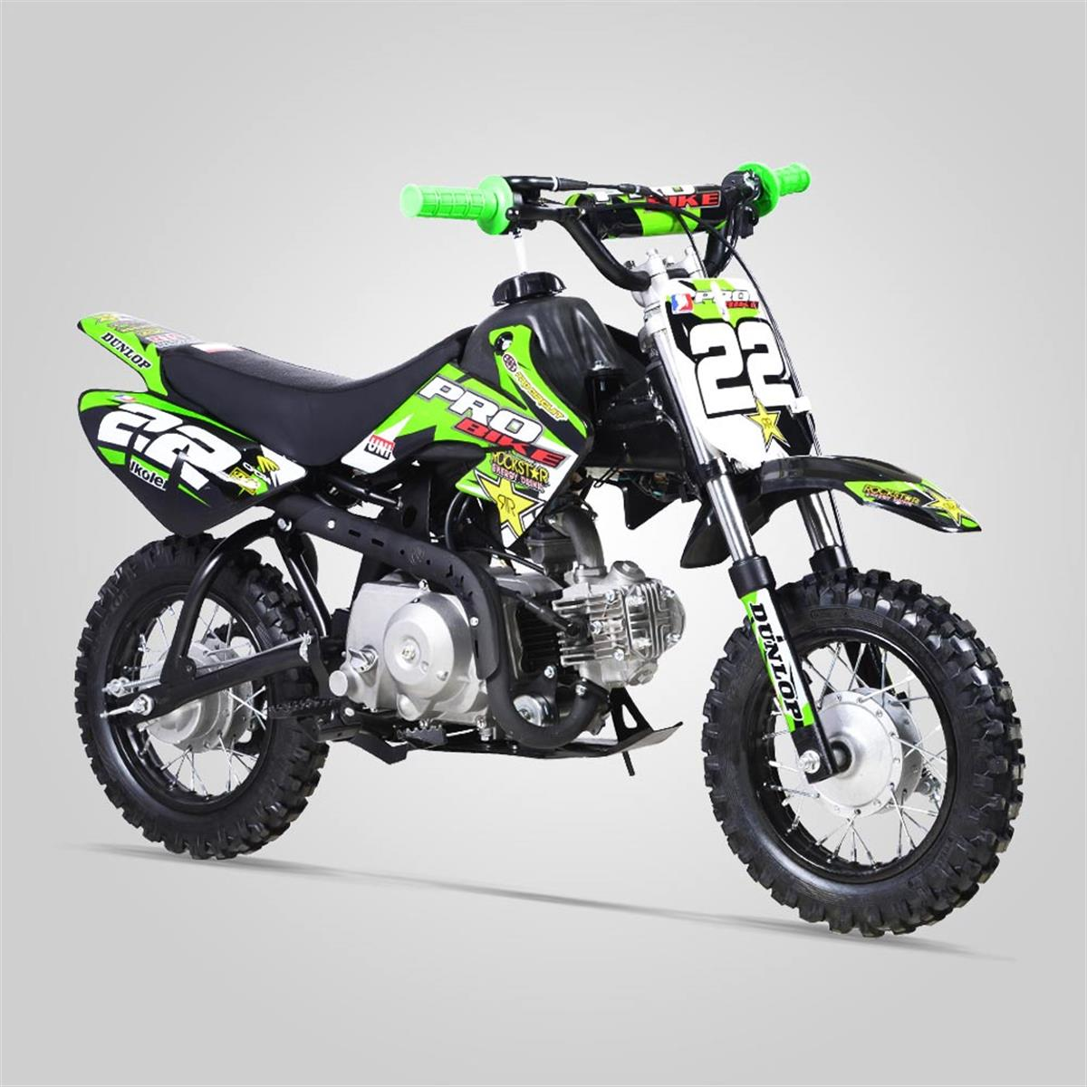 dirt bike 50cc probike 2017 smallmx dirt bike pit bike quads minimoto. Black Bedroom Furniture Sets. Home Design Ideas