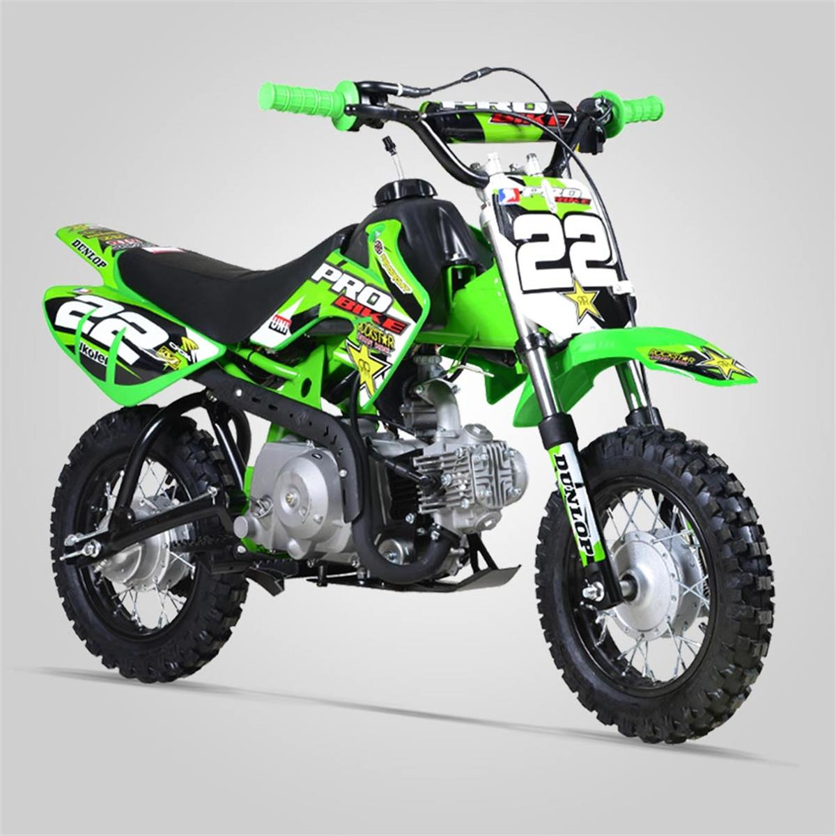 dirt bike pit bike probike 50cc vert 2017 smallmx dirt bike pit bike quads minimoto. Black Bedroom Furniture Sets. Home Design Ideas