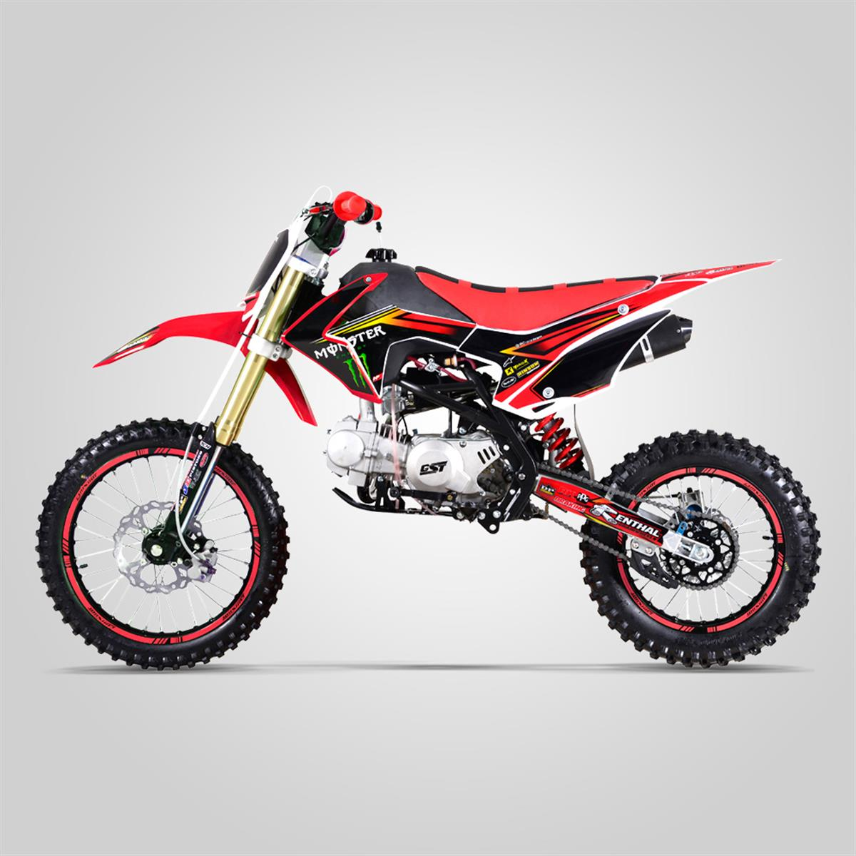 dirt bike gunshot 125cc fx pit bike smallmx dirt bike pit bike quads minimoto. Black Bedroom Furniture Sets. Home Design Ideas