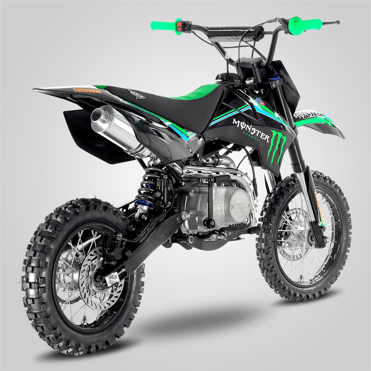 pit bikes 125cc monster bicycling and the best bike ideas. Black Bedroom Furniture Sets. Home Design Ideas
