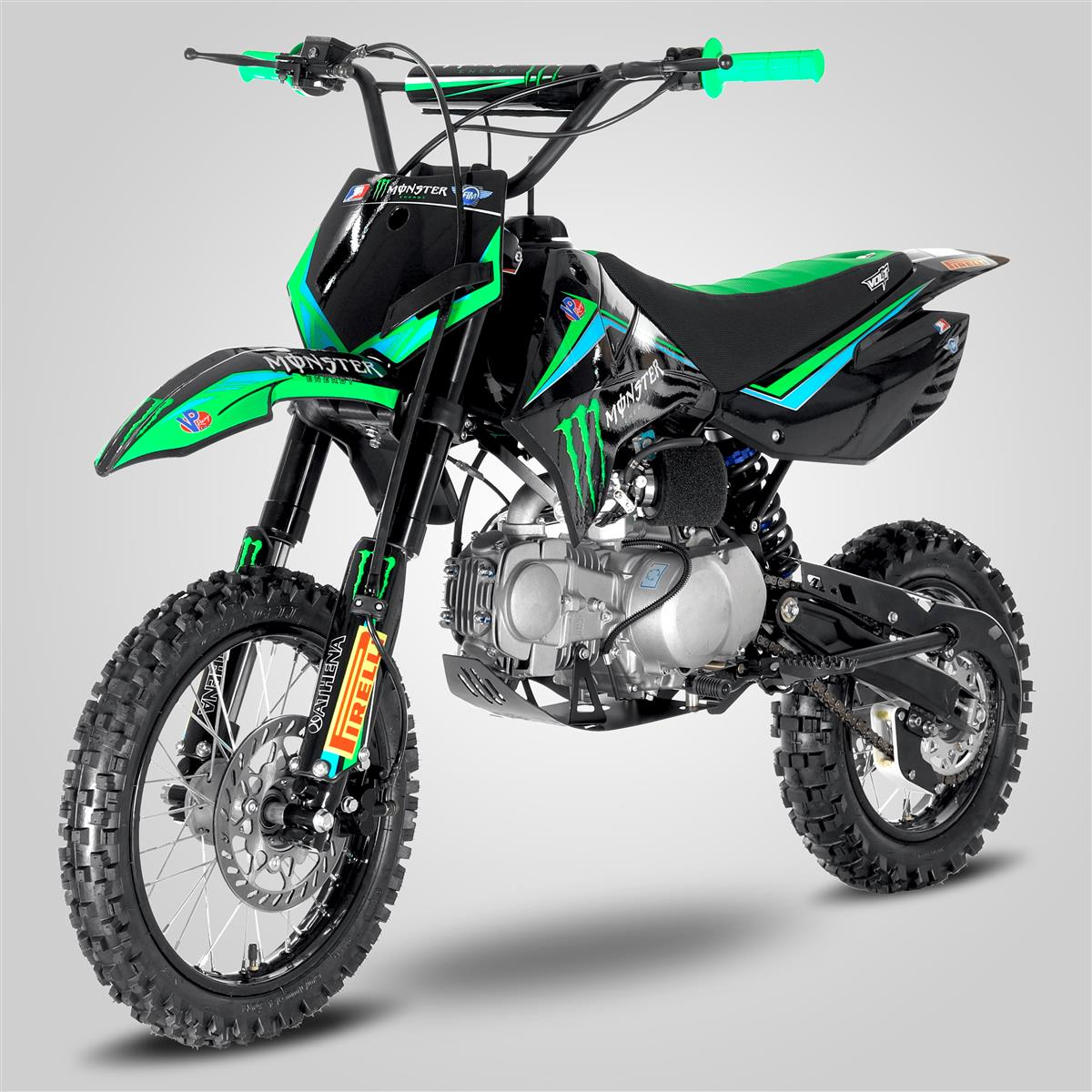 dirt bike 125cc 12 14 smx apollo gunshot probike smallmx dirt bike pit bike quads minimoto. Black Bedroom Furniture Sets. Home Design Ideas