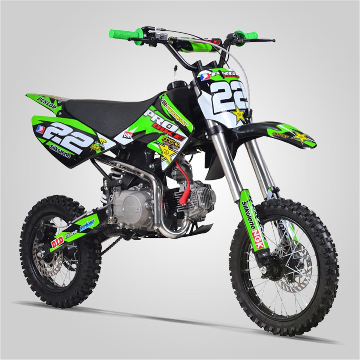 dirt bike 125cc probike s en 12 14 2017 smallmx dirt bike pit bike quads minimoto. Black Bedroom Furniture Sets. Home Design Ideas