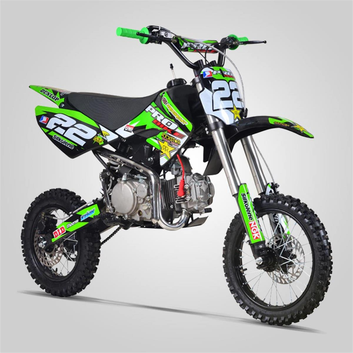 dirt bike probike 150cc s petites roues 12 14 smallmx dirt bike pit bike quads minimoto. Black Bedroom Furniture Sets. Home Design Ideas