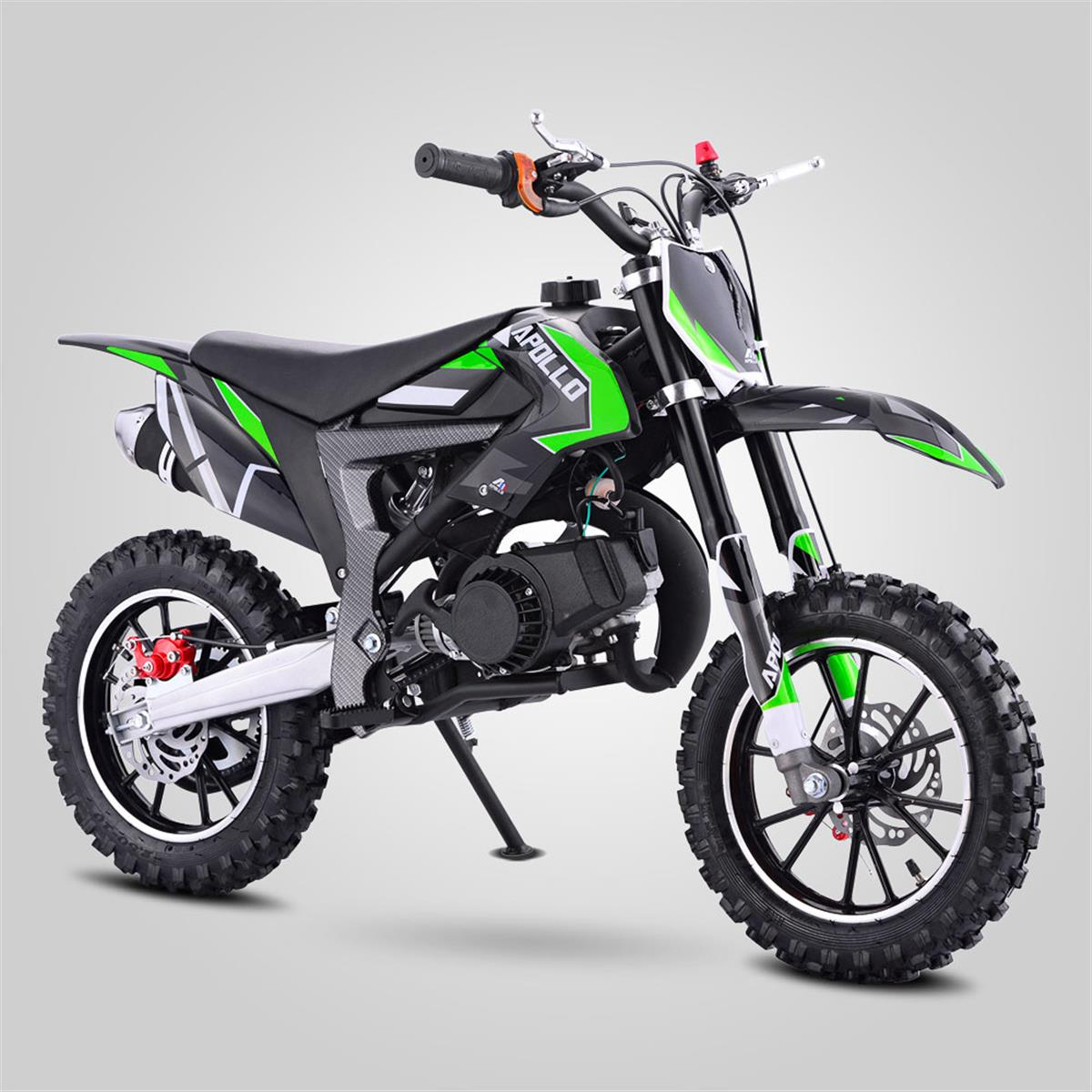 pocket cross apollo falcon vert 50cc smallmx dirt bike pit bike quads minimoto. Black Bedroom Furniture Sets. Home Design Ideas