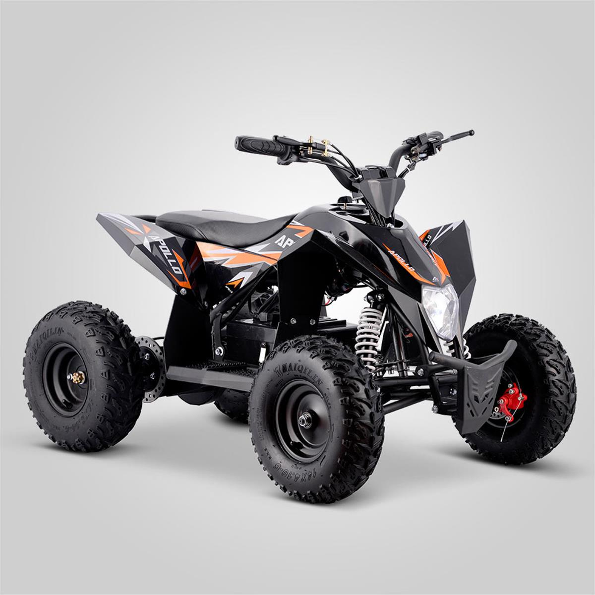 quad lectrique enfant apollo 1000w fox smallmx dirt bike pit bike quads minimoto. Black Bedroom Furniture Sets. Home Design Ideas
