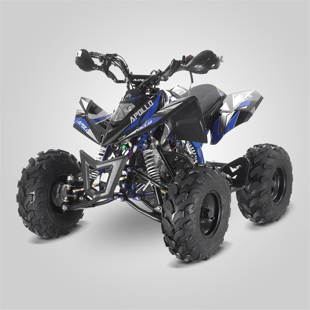 quad 125cc pour enfant apollo motors smallmx dirt bike. Black Bedroom Furniture Sets. Home Design Ideas