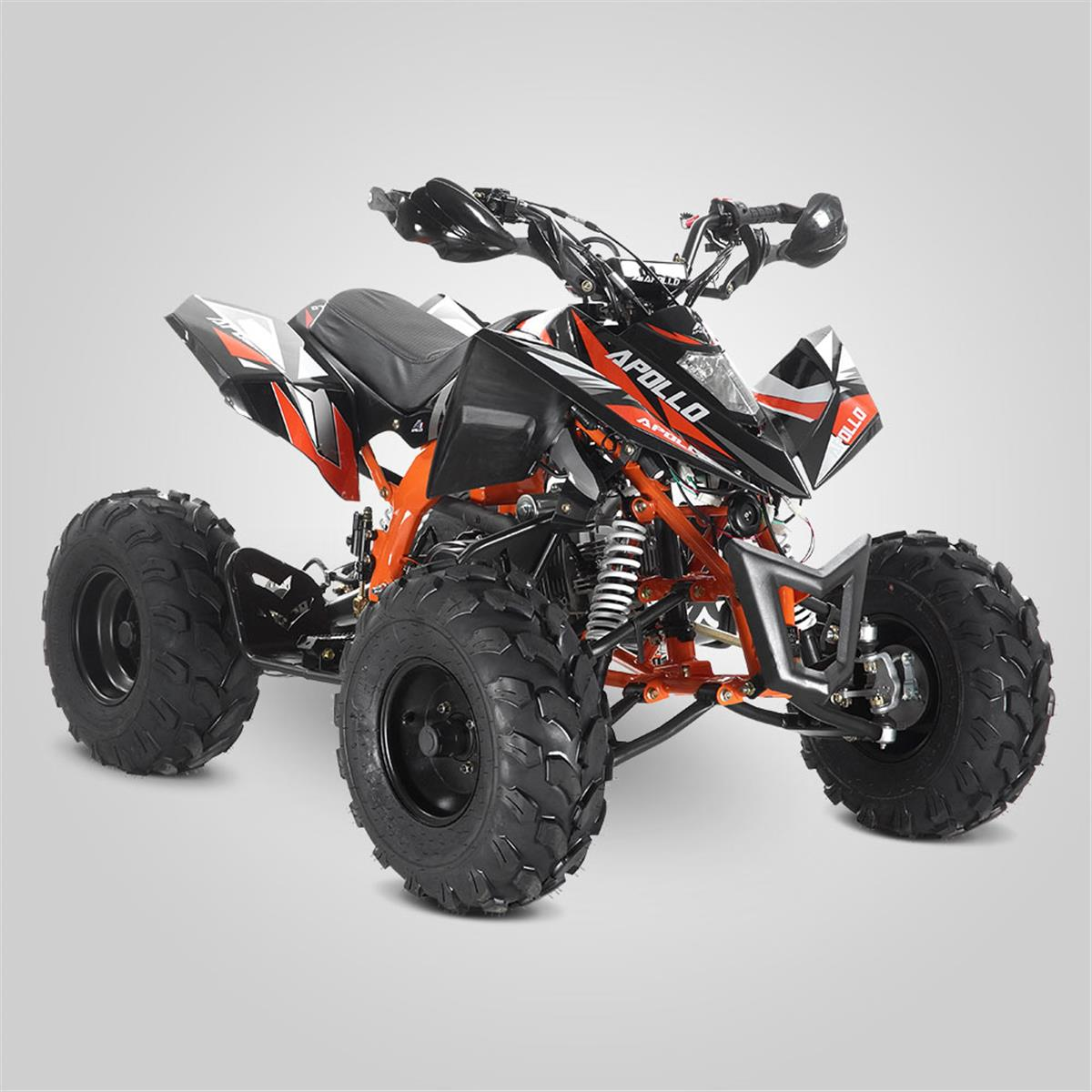 quad enfant 125cc de loisirs apollo smallmx dirt bike pit bike quads minimoto. Black Bedroom Furniture Sets. Home Design Ideas