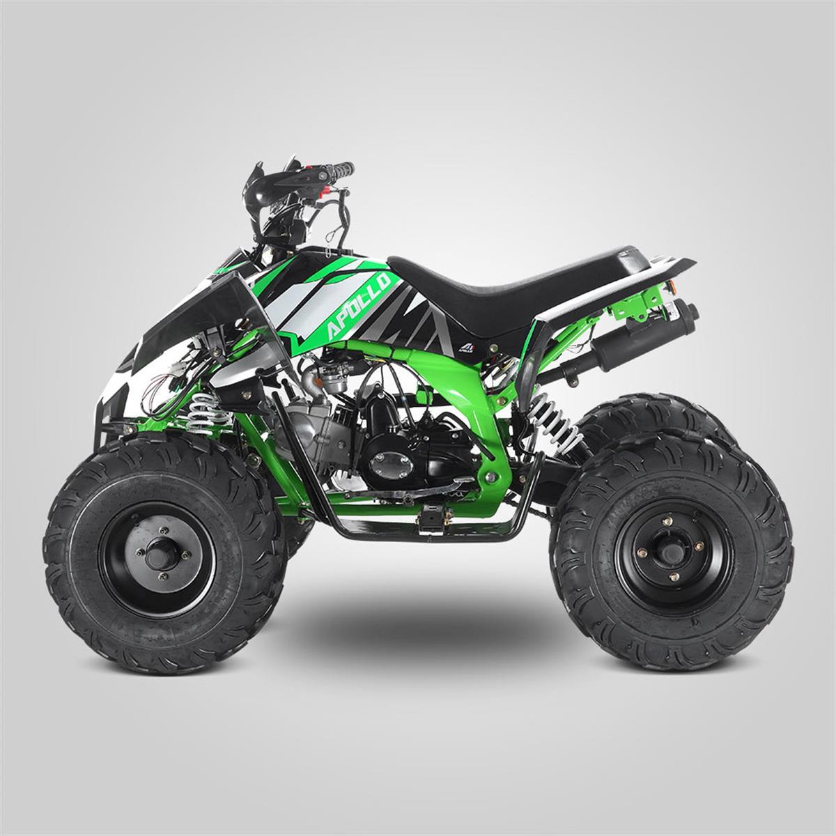 quads 125cc pour enfants apollo smallmx dirt bike pit. Black Bedroom Furniture Sets. Home Design Ideas