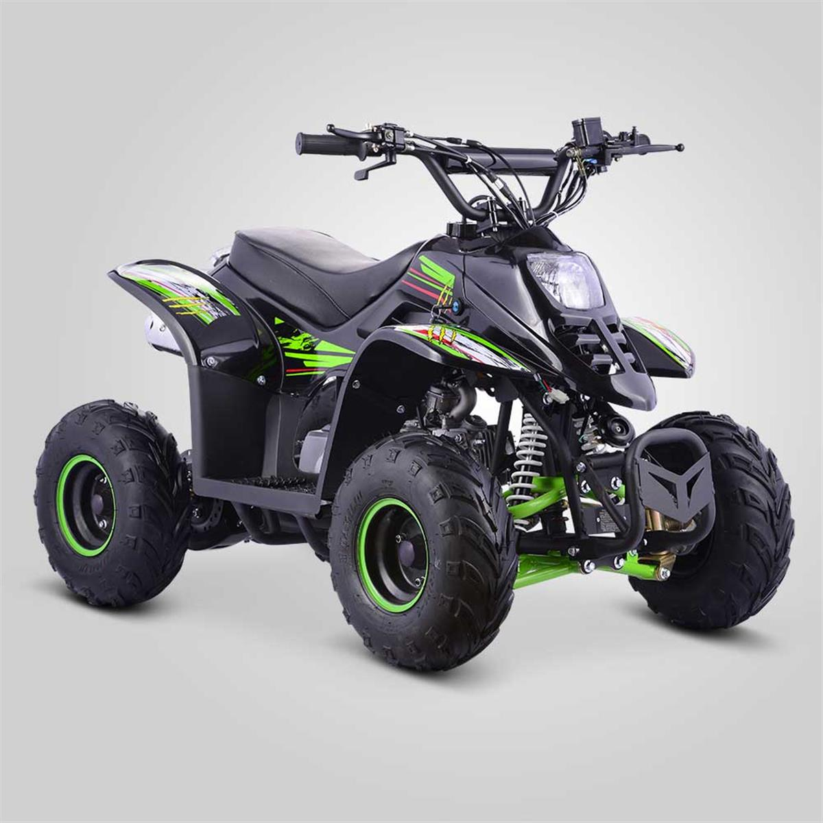 quad loisir enfant diamon 110cc vert small mx smallmx dirt bike pit bike quads minimoto. Black Bedroom Furniture Sets. Home Design Ideas