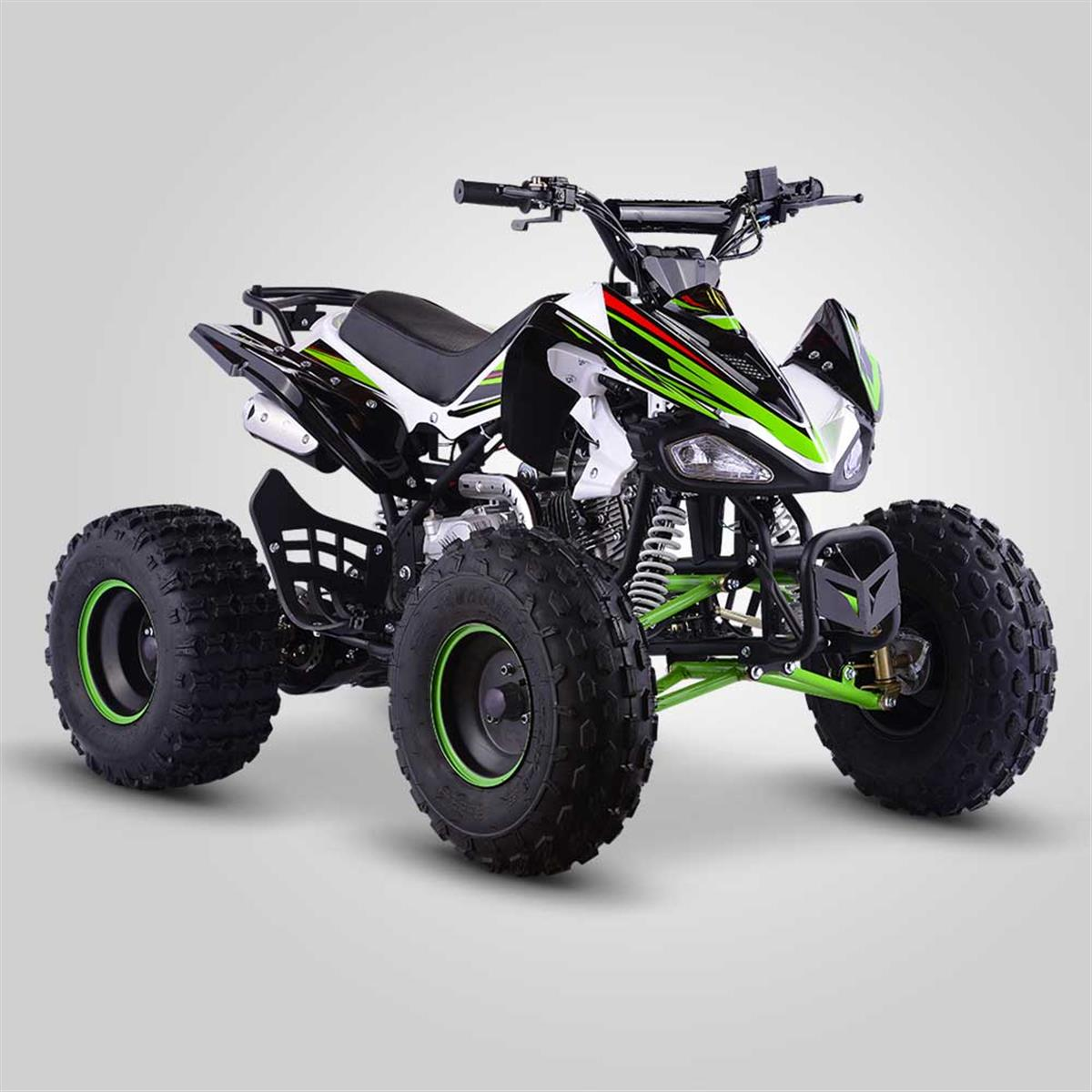 quad enfant 125cc typhon vert smallmx dirt bike pit. Black Bedroom Furniture Sets. Home Design Ideas
