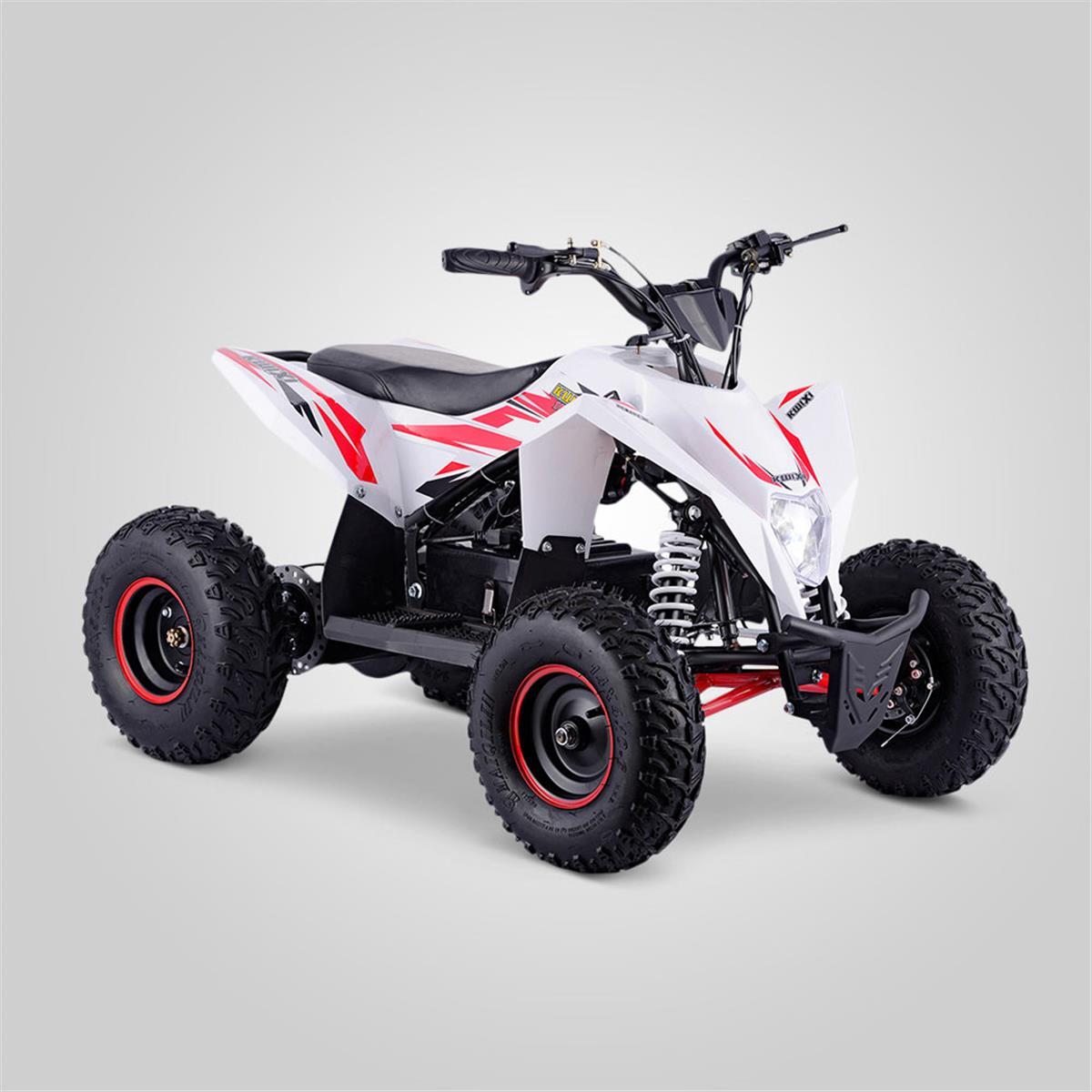 quad enfant lectrique 1000w kwixi smallmx dirt bike pit bike quads minimoto. Black Bedroom Furniture Sets. Home Design Ideas