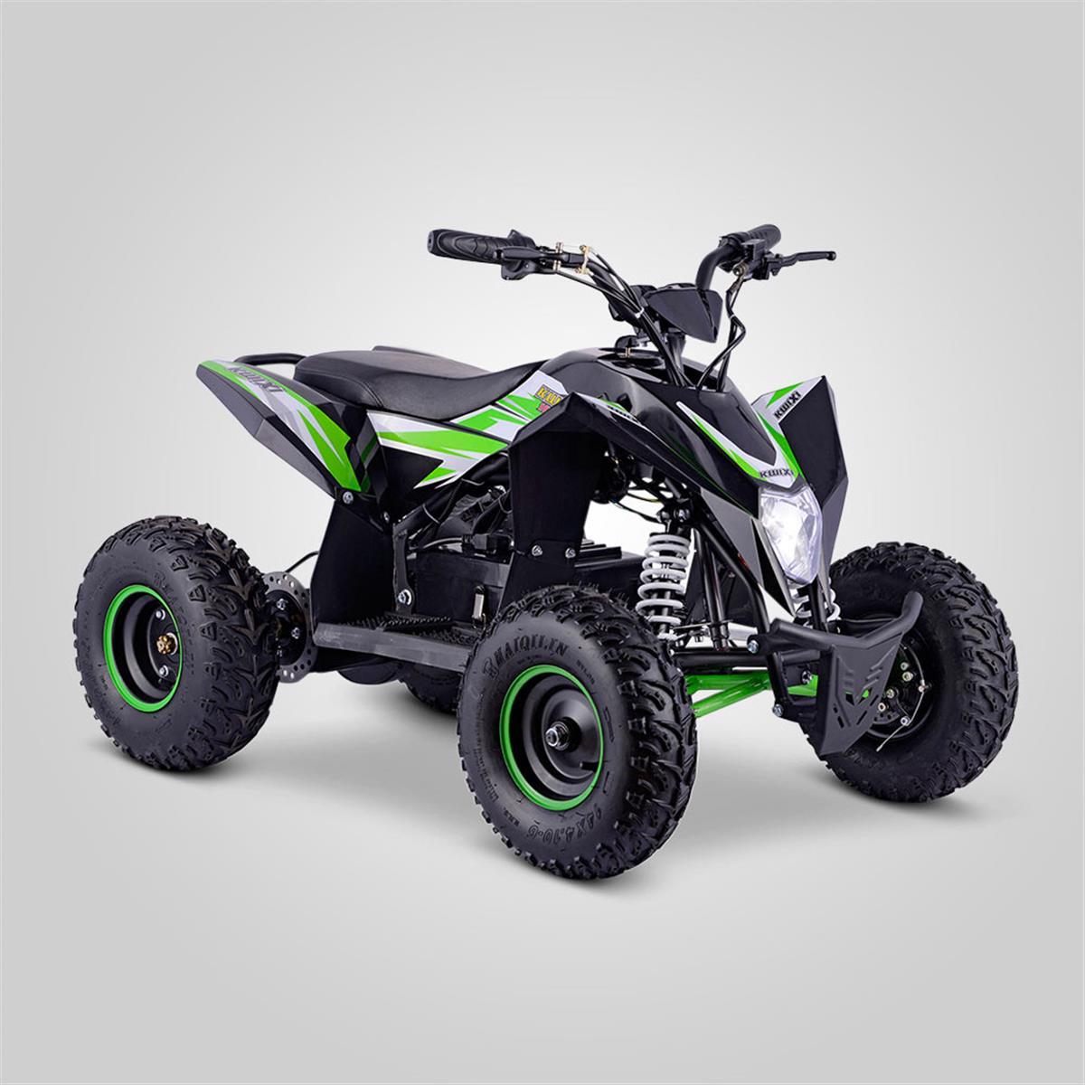 quad lectrique 1000w pour enfants smallmx dirt bike pit bike quads minimoto. Black Bedroom Furniture Sets. Home Design Ideas