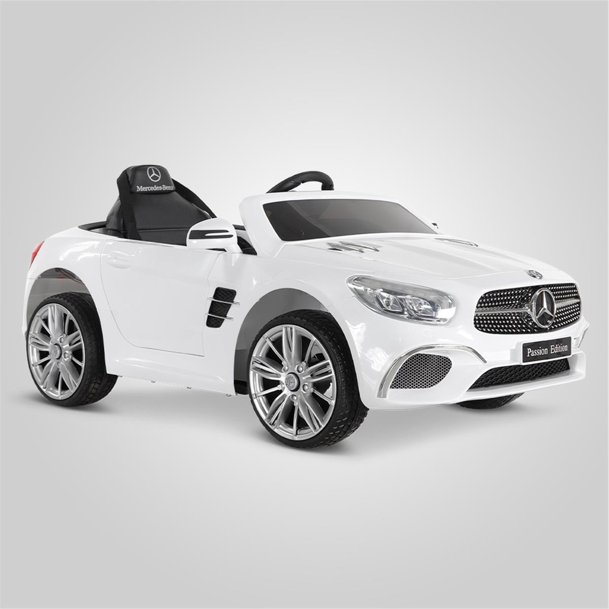 voiture lectrique pour enfants mercedes benz sl400. Black Bedroom Furniture Sets. Home Design Ideas