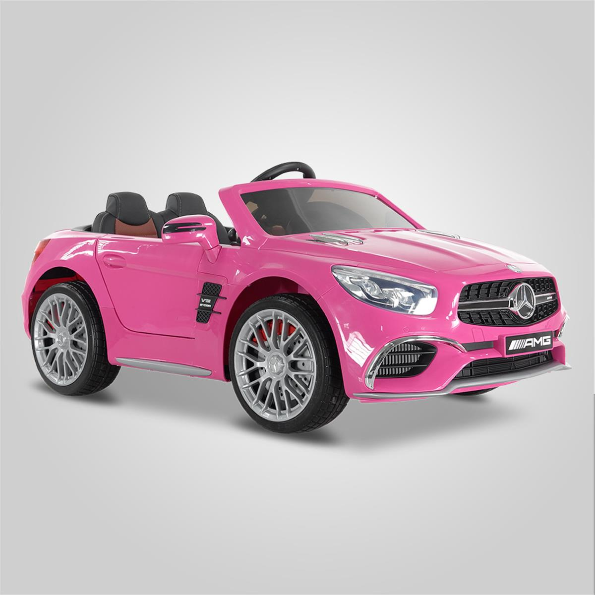 mercedes benz amg sl 65 toutes les voitures lectriques pour b b smallmx dirt bike pit. Black Bedroom Furniture Sets. Home Design Ideas