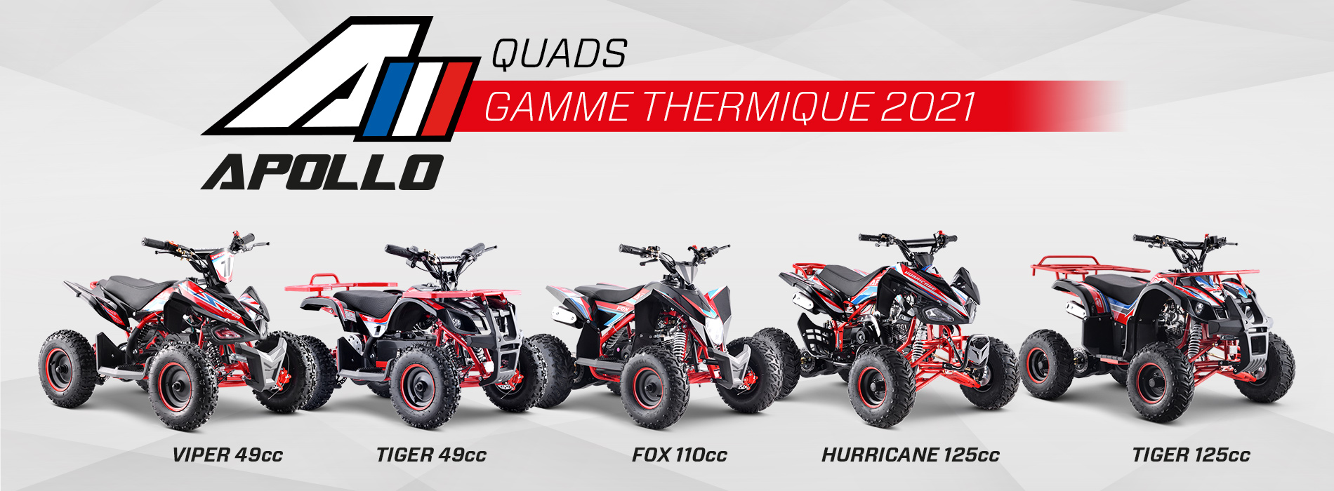 gamme quads thermiques 2021