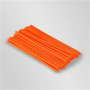 couvres-rayons-fluo-32-pcs-orange-dirtbike-minimoto-pitbike