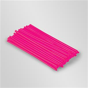 couvres-rayons-fluo-32-pcs-rose-dirtbike-pitbike