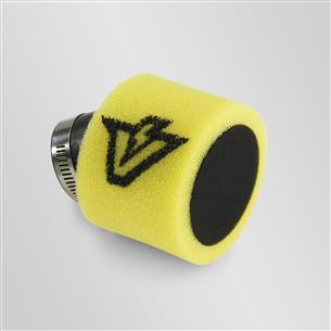 FILTRE A AIR VOLT PERFORMANCE JAUNE 35MM