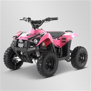 pocket-quad-enfant-electrique-kingkong-1000w-apollo-2020-rose